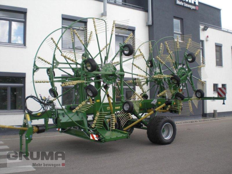 Schwader des Typs Krone Swadro 1400 Plus, Neumaschine in Friedberg-Derching (Bild 1)