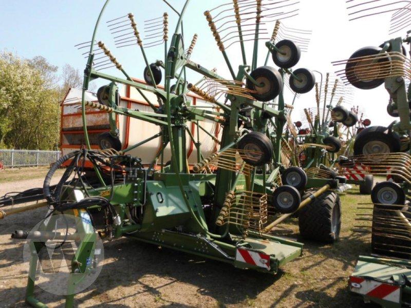 Schwader des Typs Krone Swadro 1400 Plus, Gebrauchtmaschine in Börm (Bild 1)
