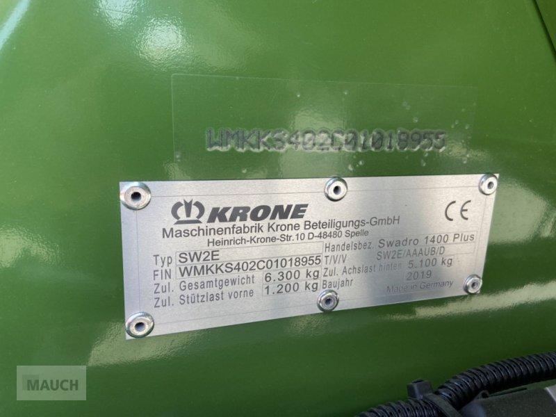 Schwader a típus Krone Swadro 1400 Plus, Vorführmaschine ekkor: Burgkirchen (Kép 7)