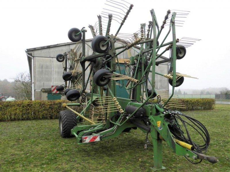 Schwader des Typs Krone SWADRO 1400, Gebrauchtmaschine in Vehlow (Bild 1)