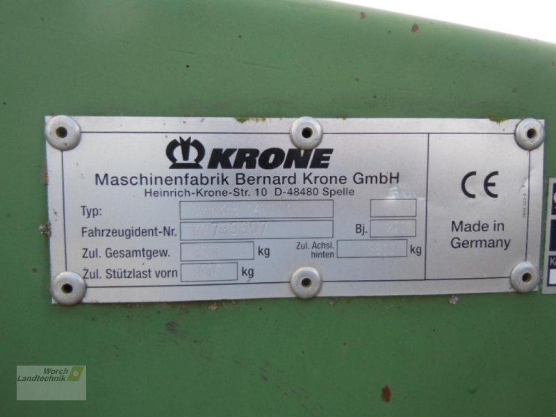 Schwader a típus Krone Swadro 1400, Gebrauchtmaschine ekkor: Schora (Kép 4)