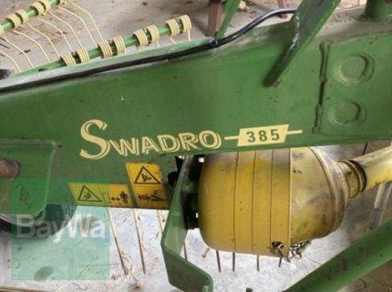 Schwader des Typs Krone SWADRO 385, Gebrauchtmaschine in Weiden i.d.Opf. (Bild 2)