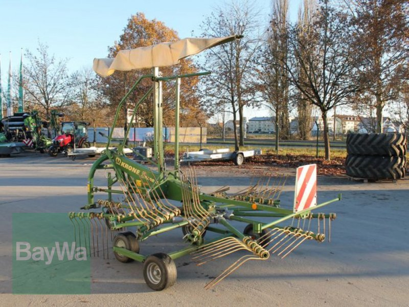 Schwader des Typs Krone SWADRO 42/13, Gebrauchtmaschine in Straubing (Bild 6)