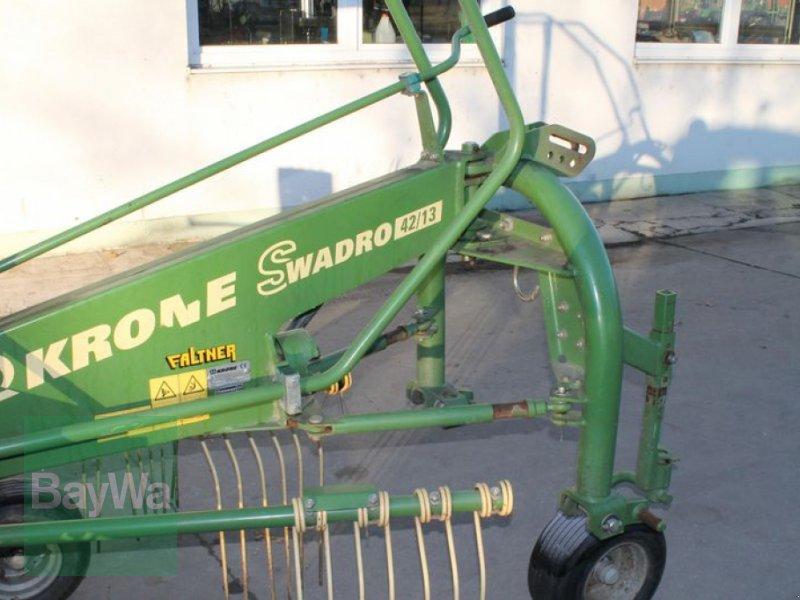 Schwader des Typs Krone SWADRO 42/13, Gebrauchtmaschine in Straubing (Bild 4)