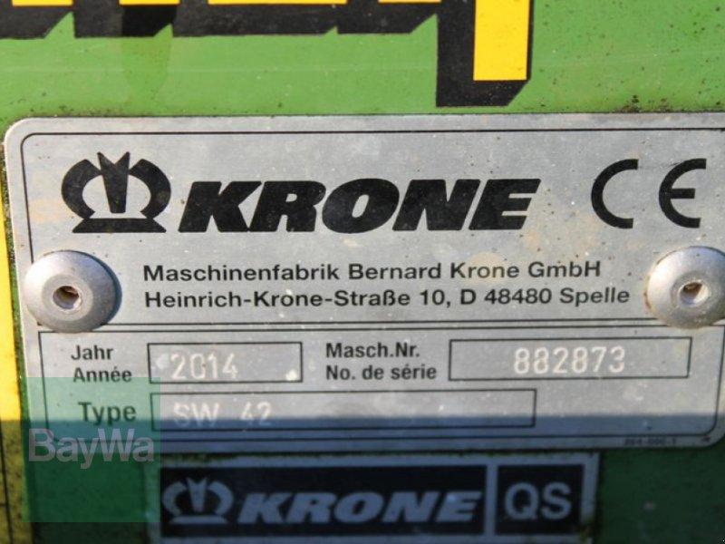 Schwader des Typs Krone SWADRO 42/13, Gebrauchtmaschine in Straubing (Bild 5)