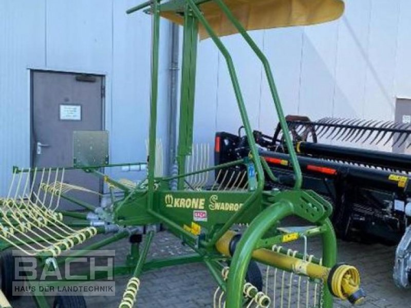 Schwader типа Krone SWADRO 46, Neumaschine в Boxberg-Seehof (Фотография 1)