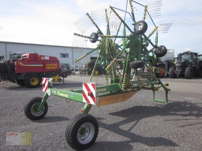 Schwader des Typs Krone SWADRO 681 DUO, Gebrauchtmaschine in Molbergen (Bild 6)