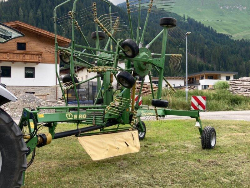 Schwader des Typs Krone Swadro 700, Gebrauchtmaschine in Elbigenalp (Bild 1)