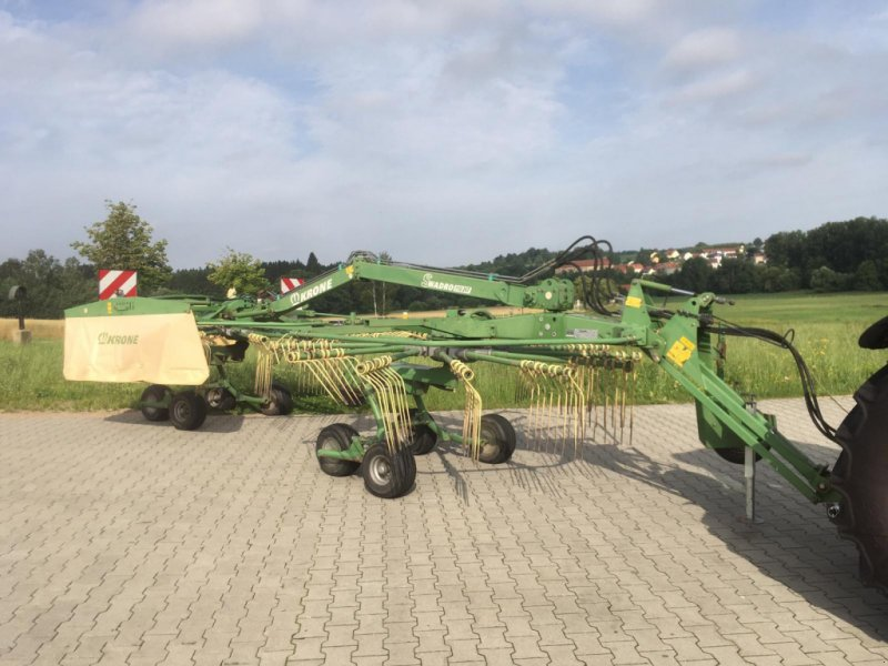 Schwader des Typs Krone Swadro 710/26 T, Gebrauchtmaschine in Moosbach (Bild 1)