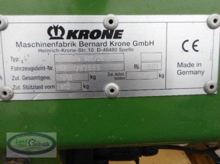 Schwader des Typs Krone Swadro 800/26, Gebrauchtmaschine in Münzkirchen (Bild 7)
