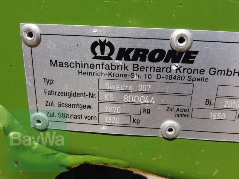 Schwader des Typs Krone SWADRO 907, Gebrauchtmaschine in Manching (Bild 12)