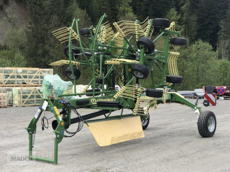 Schwader des Typs Krone Swadro TC 640 VF, Neumaschine in Eben (Bild 1)