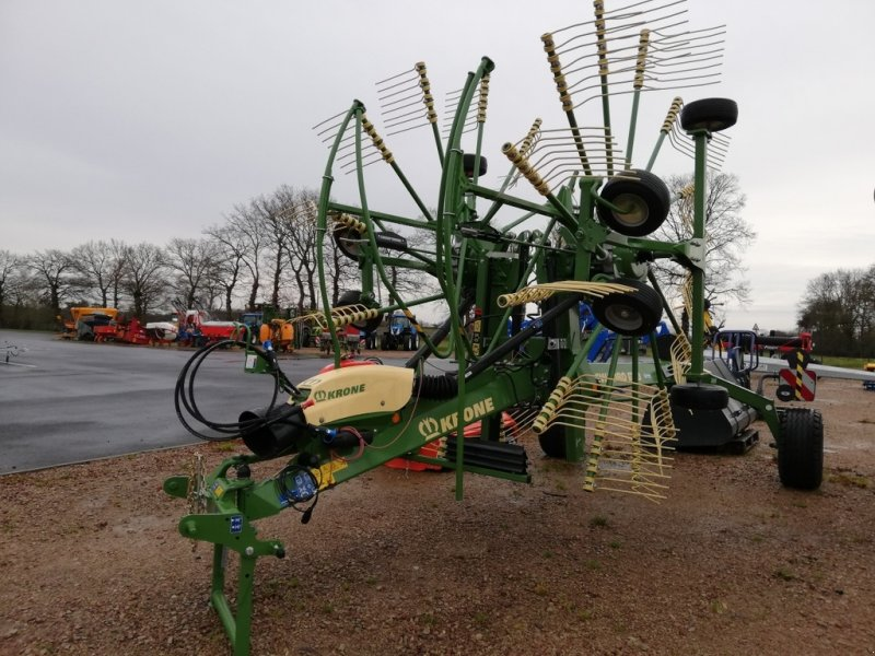 Schwader of the type Krone SWADRO TC 880, Gebrauchtmaschine in TREMEUR (Picture 1)