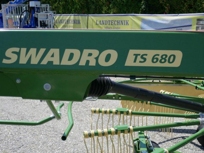 Schwader типа Krone Swadro TS 680, Gebrauchtmaschine в Villach (Фотография 2)