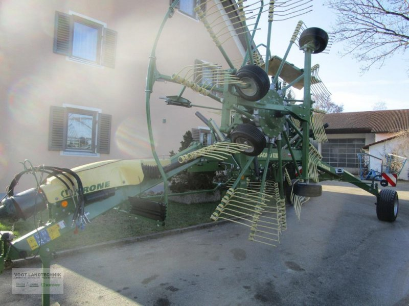 Schwader des Typs Krone Swadro TS 740 Twin, Vorführmaschine in Bodenkirchen (Bild 3)