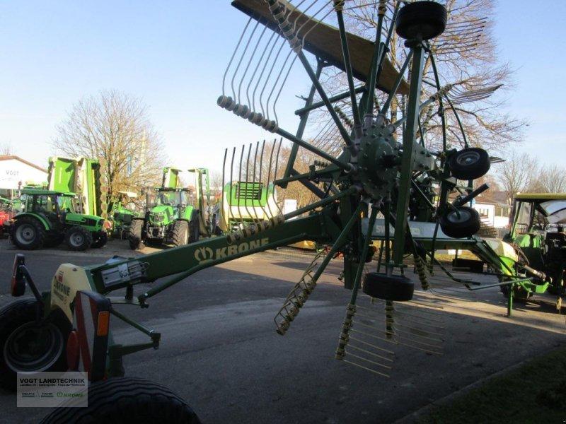 Schwader des Typs Krone Swadro TS 740 Twin, Vorführmaschine in Bodenkirchen (Bild 2)