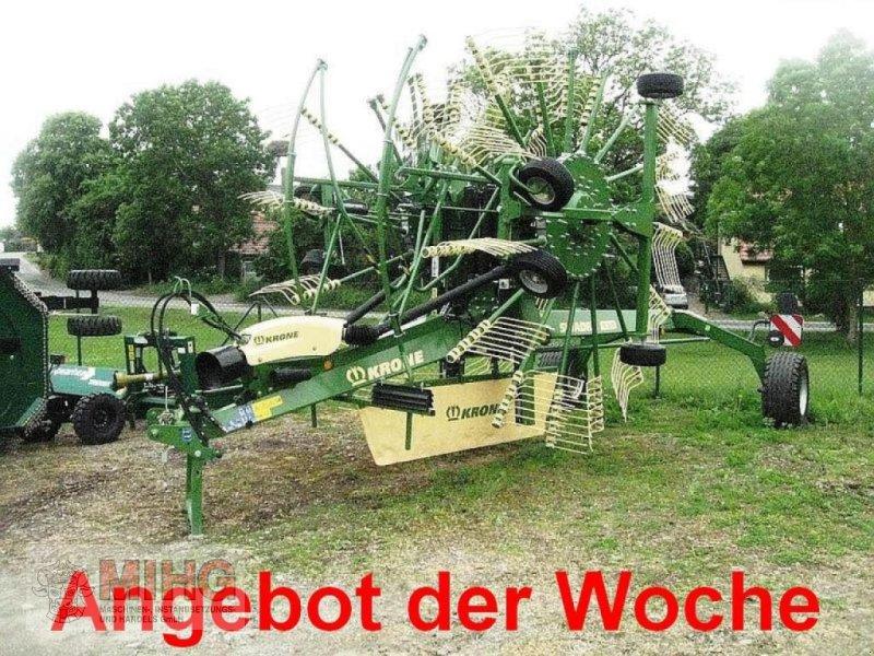 Schwader des Typs Krone TC 930, Neumaschine in Dummerstorf OT Petschow (Bild 1)