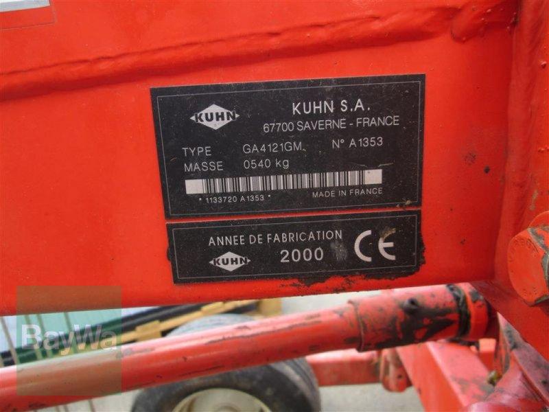 Schwader des Typs Kuhn GA 4121 GM, Gebrauchtmaschine in Miltach (Bild 6)