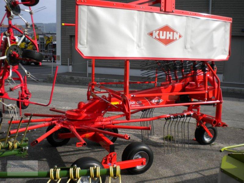 Schwader des Typs Kuhn GA 4321-GM, Gebrauchtmaschine in Freistadt (Bild 1)
