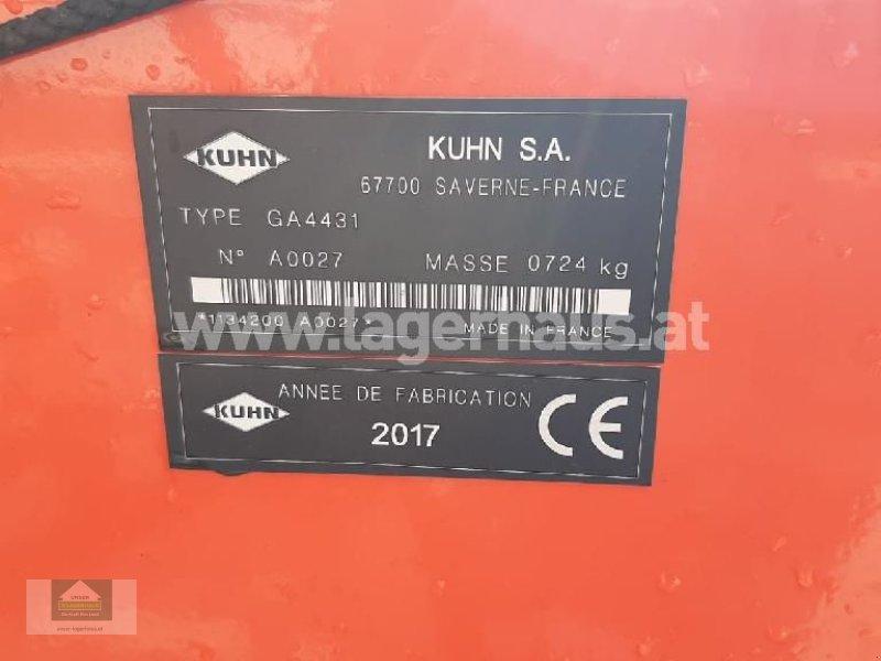 Schwader des Typs Kuhn GA 4431, Gebrauchtmaschine in Klagenfurt (Bild 6)