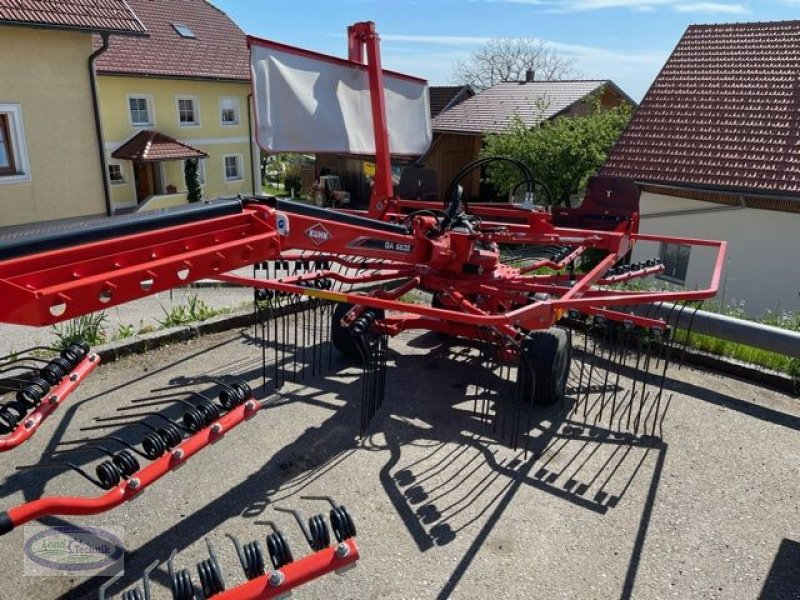 Schwader des Typs Kuhn GA 6632, Gebrauchtmaschine in Münzkirchen (Bild 4)