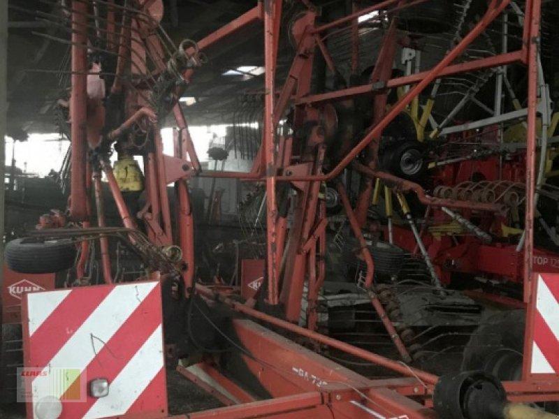 Bild Kuhn GA 7301, 2-Kreisel Mittelschwader mit 7,30 Meter Arbeitsbreite