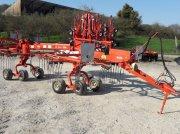 Kuhn GA6002 Zhŕňač pokosenej trávy