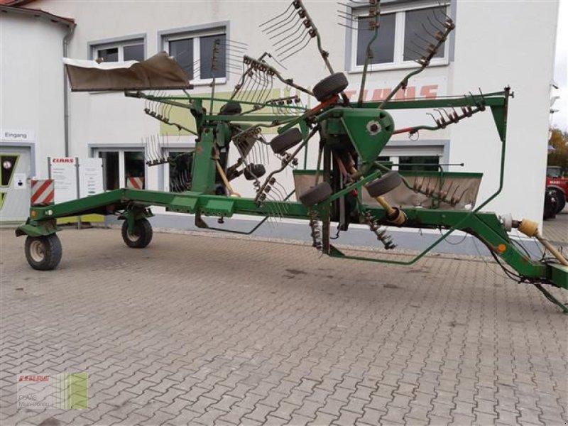 Schwader des Typs Kuhn GA7302 DL, Gebrauchtmaschine in Aurach (Bild 1)