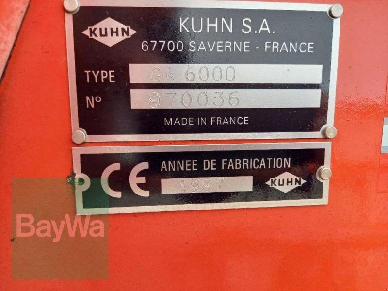 Schwader des Typs Kuhn GEBR. SCHWADER KUHN GA 6000, Gebrauchtmaschine in Griesstaett (Bild 9)