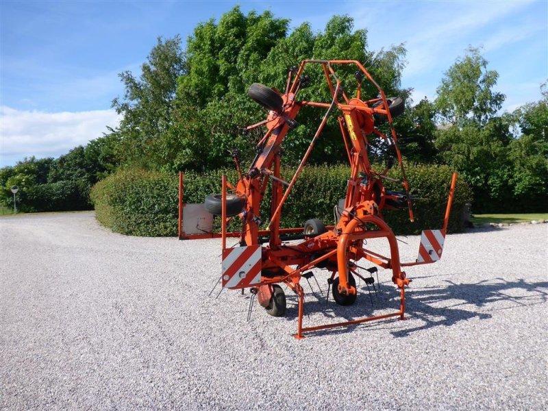 Schwader tipa Kuhn GF 6502, Gebrauchtmaschine u Slagelse (Slika 1)