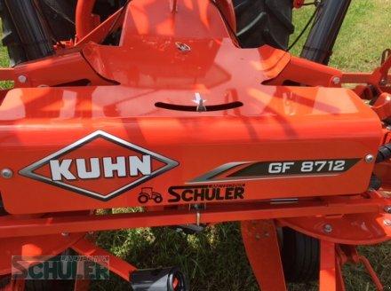 Schwader типа Kuhn GF 8712, Neumaschine в St. Märgen (Фотография 3)
