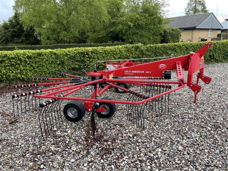 Schwader des Typs Lely Hibiscus 485S Ny maskine, Gebrauchtmaschine in Grenaa (Bild 1)