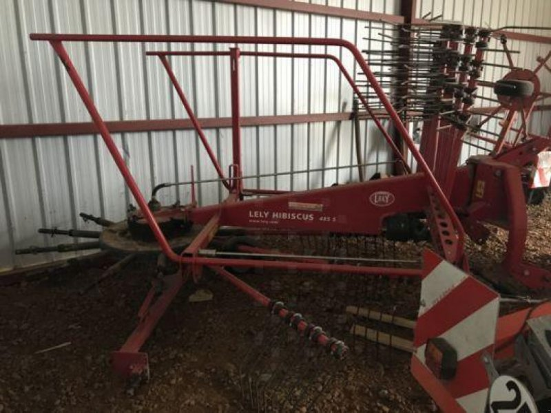 Schwader of the type Lely HIBISCUS 485S, Gebrauchtmaschine in Revel (Picture 1)