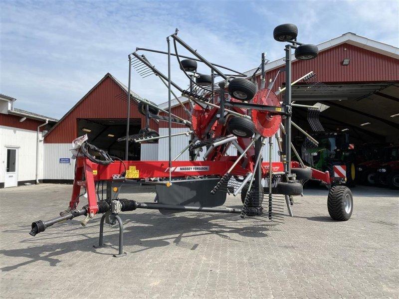 Schwader des Typs Massey Ferguson RK 1002 TRC PRO UBRUGT!, Gebrauchtmaschine in Aalestrup (Bild 1)