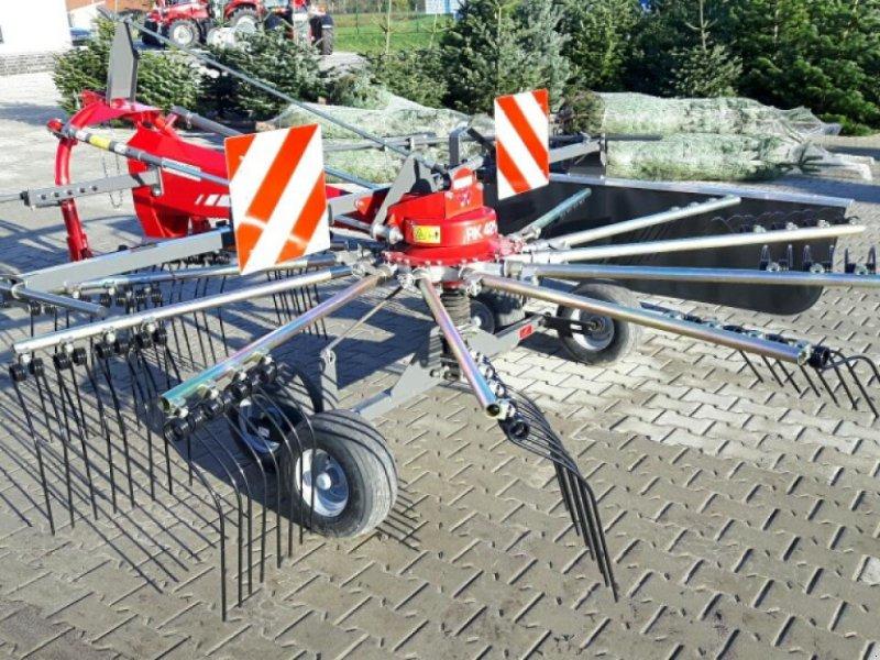 Schwader des Typs Massey Ferguson RK 421 DN, Neumaschine in Sulingen (Bild 2)