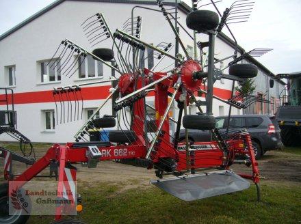 Schwader des Typs Massey Ferguson RK 660 (Fella), Neumaschine in Loitsche (Bild 3)