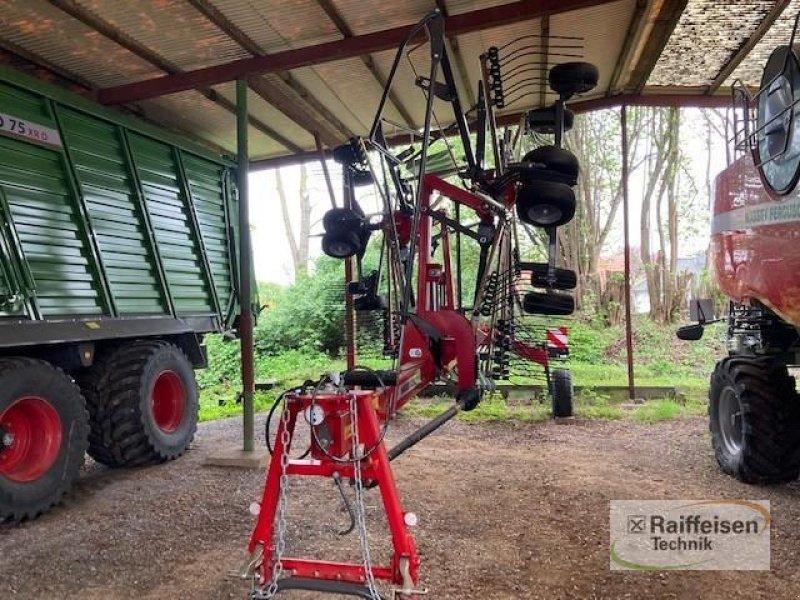 Schwader des Typs Massey Ferguson RK 772 SD-TRC Schwader, Gebrauchtmaschine in Tülau-Voitze (Bild 1)