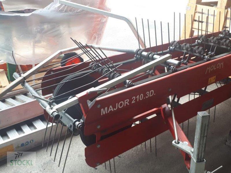 Schwader типа Molon 210 - 3 reihig, Gebrauchtmaschine в Pfaffenhofen/Telfs (Фотография 1)