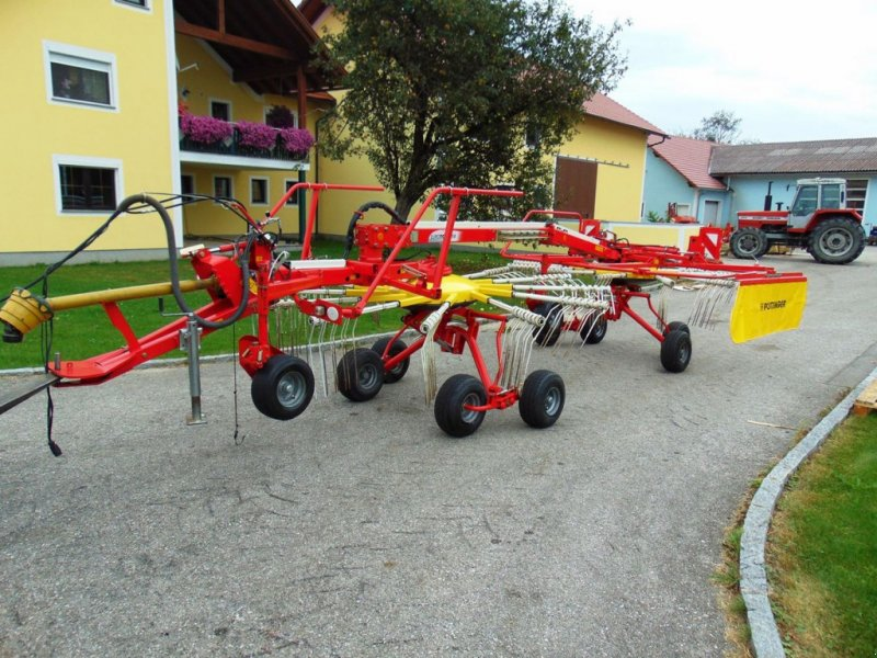 Schwader des Typs Pöttinger 611A Multitast, Gebrauchtmaschine in Neukirchen am Walde  (Bild 1)