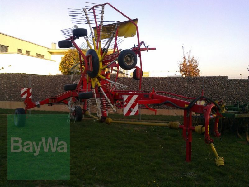 Schwader του τύπου Pöttinger 801 A EUROTOP, Gebrauchtmaschine σε Giebelstadt (Φωτογραφία 3)