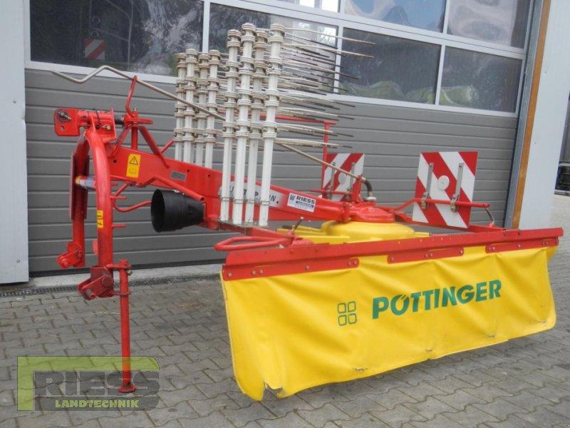 Schwader a típus Pöttinger EURO TOP 380 N, Gebrauchtmaschine ekkor: Homberg (Ohm) - Maulbach (Kép 1)