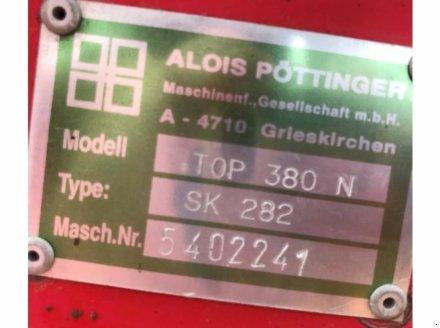 Schwader a típus Pöttinger EUROTOP 380, Gebrauchtmaschine ekkor: VESOUL (Kép 5)