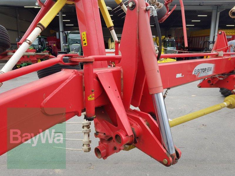 Schwader des Typs Pöttinger Eurotop 651 A Multitast, Gebrauchtmaschine in Bamberg (Bild 10)