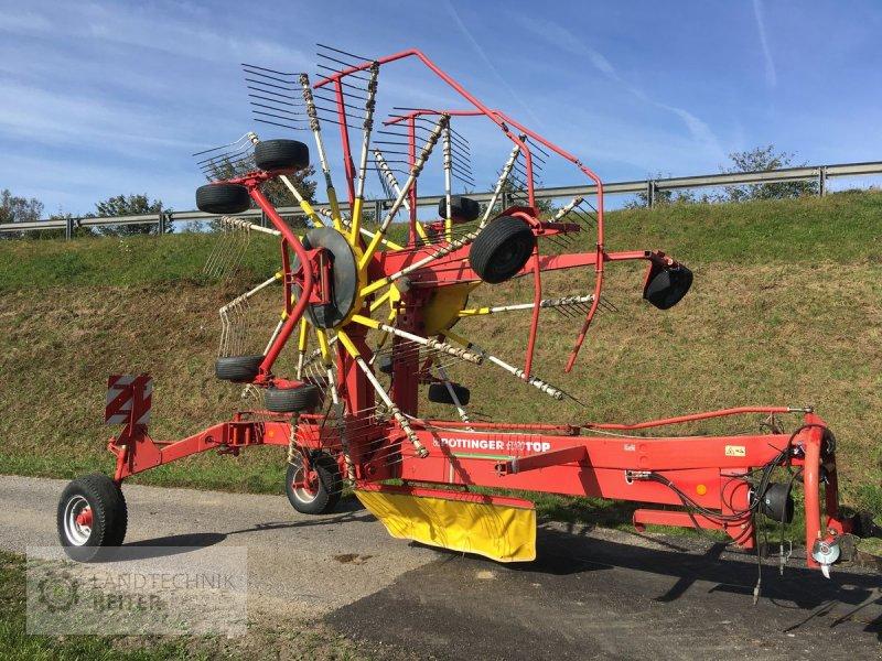 Schwader des Typs Pöttinger Eurotop 771 A, Mittelschwad, Gebrauchtmaschine in Arnreit (Bild 1)