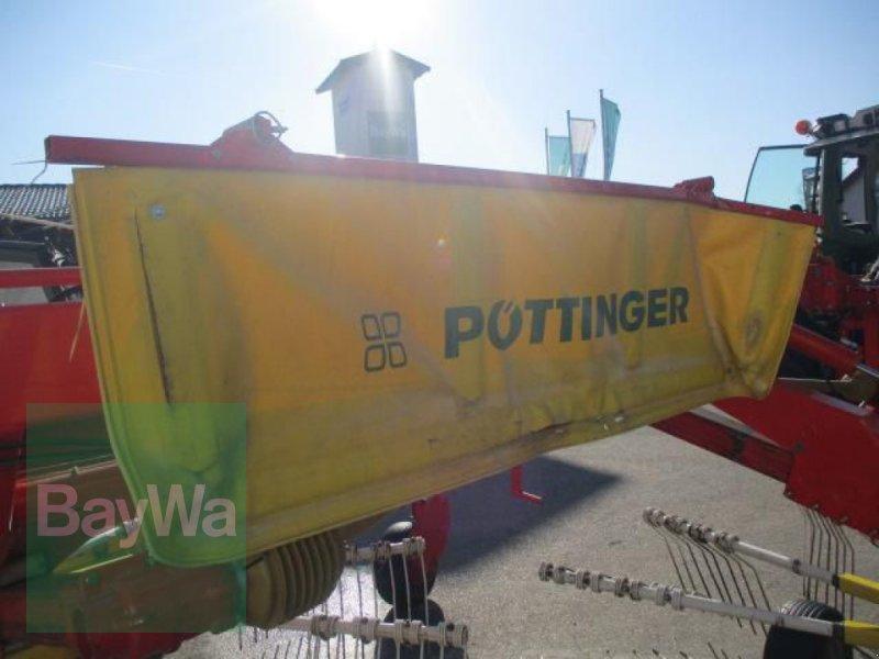 Schwader του τύπου Pöttinger EUROTOP 801 A   #360, Gebrauchtmaschine σε Schönau b.Tuntenhaus (Φωτογραφία 5)