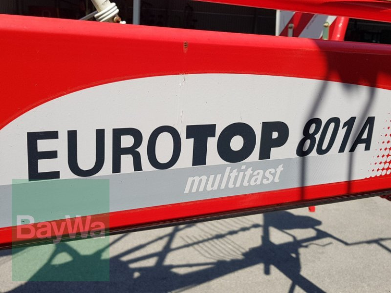 Schwader του τύπου Pöttinger Eurotop 801 A Multitast, Gebrauchtmaschine σε Bamberg (Φωτογραφία 6)