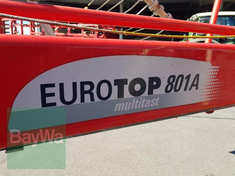 Schwader des Typs Pöttinger Eurotop 801 A, Gebrauchtmaschine in Bamberg (Bild 6)
