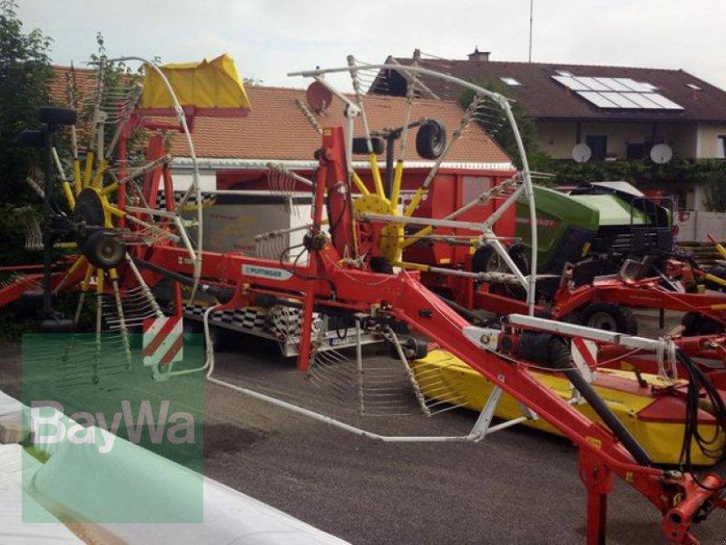 Schwader des Typs Pöttinger EUROTOP 812 # 365, Gebrauchtmaschine in Tittmoning (Bild 1)