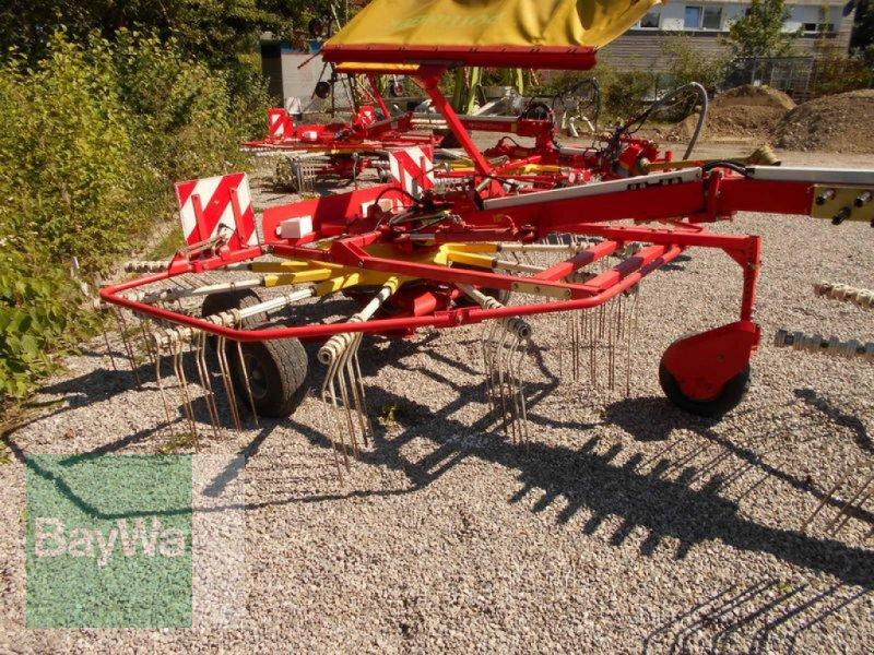 Schwader des Typs Pöttinger EURTOP 611 A, Gebrauchtmaschine in Mindelheim (Bild 6)
