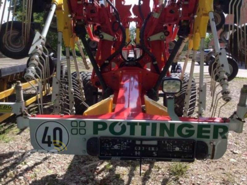 Schwader tip Pöttinger TOP 1252 C S-LINE, Gebrauchtmaschine in Aurich (Poză 4)